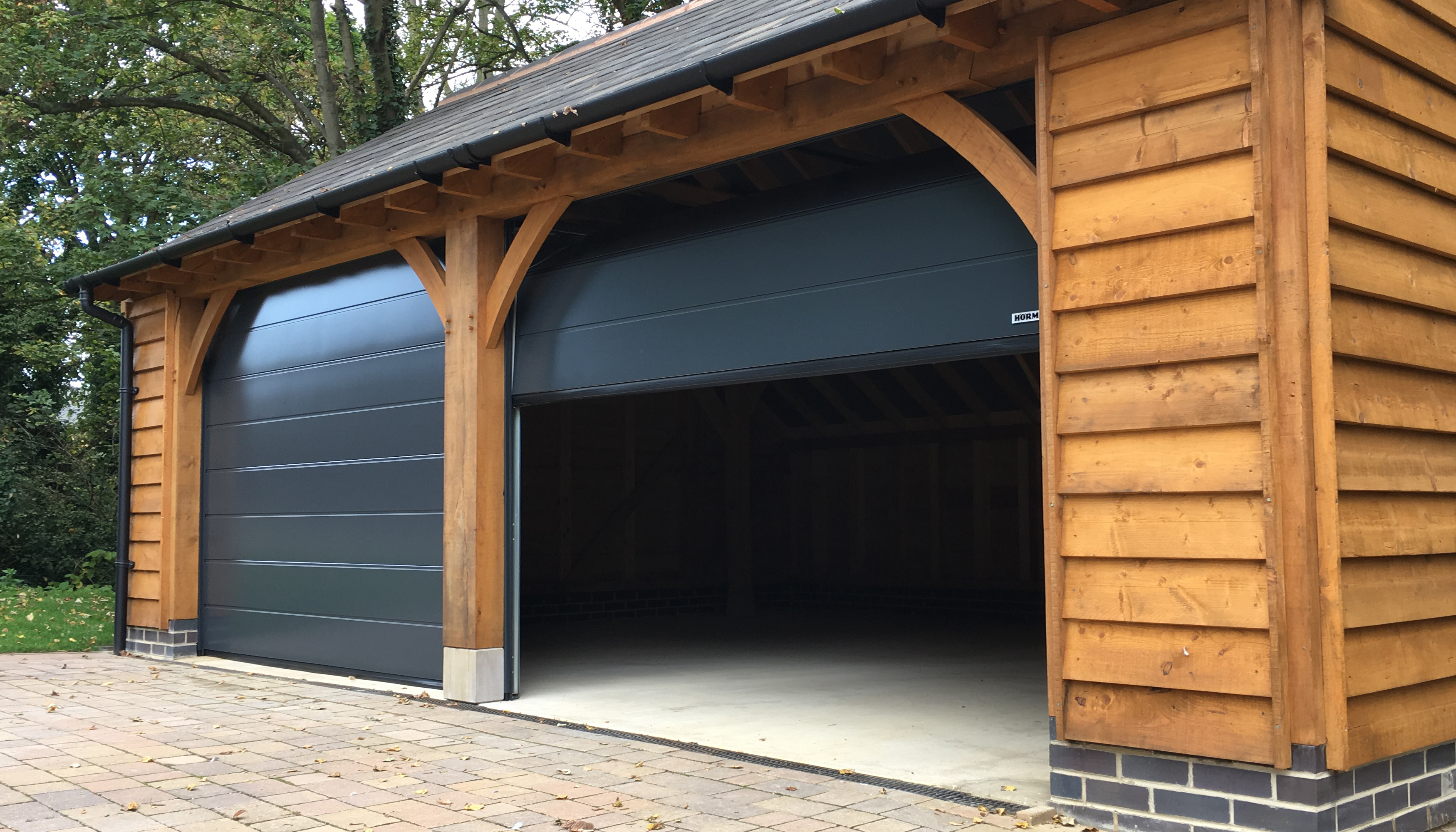 Garage Doors From Taybuild 174 Home Improvements Scotland
