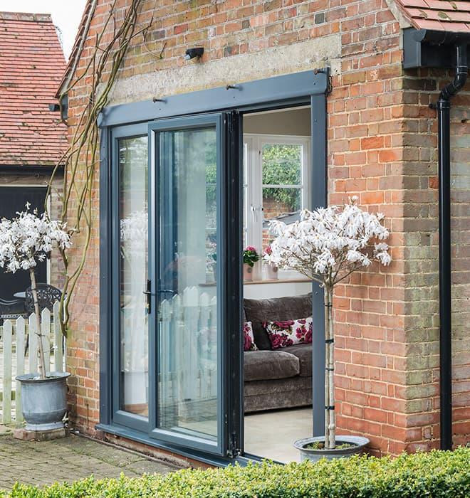 sale retailer dd927 fb651 Bi Folding Doors From Taybuild® | Home Improvements Scotland