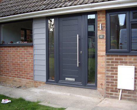 Composite Doors From Taybuild 174 Home Improvements Scotland